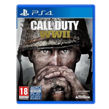 CALL OF DUTY WWII PS4 CALL OF DUTY WW 2