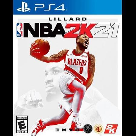 NBA 2K21 PS4 OYUNU
