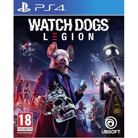 WATCH DOGS LEGION PS5 - PS4 OYUNU
