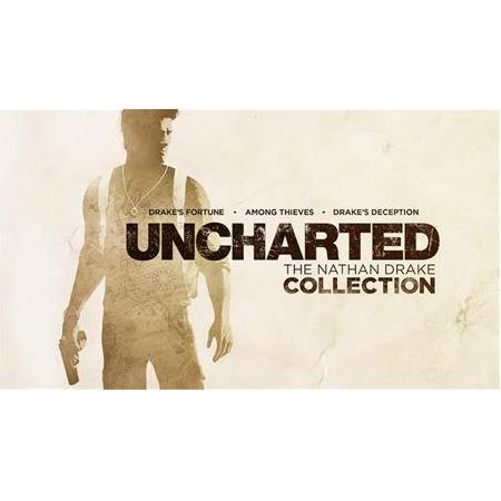 UNCHARTED THE NATHAN DRAKE COLLECTION TÜRKÇE PS4
