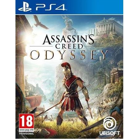 ASSASSIN'S CREED ODYSSEY  PS4 OYUNU