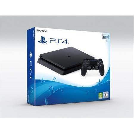 SIFIR PLAYSTATION 4 SLİM 500 GB  + 2 DUALSHOCK 4 + 2 YIL GARANTİ