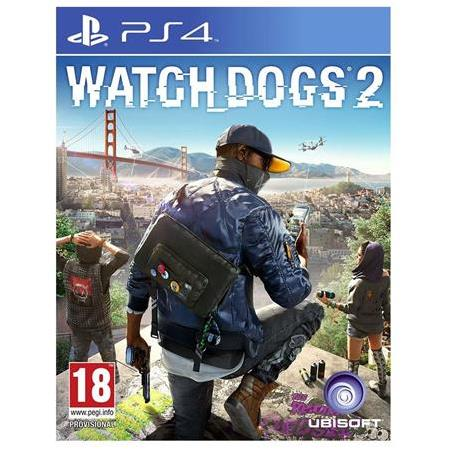 WATCH DOGS 2 PS4 OYUNU