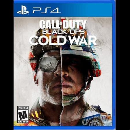 Call of Duty: Black Ops Cold War PS4&PS5