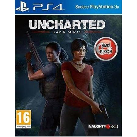 UNCHARTED: KAYIP MİRAS (THE LOST LEGACY)