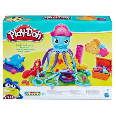 Play Doh Oyuncu Ahtapot