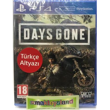 DAYS GONE | PS4 TÜRKÇE ALT YAZI
