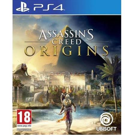 ASSASSIN'S CREED ORIGINS PS4 OYUN